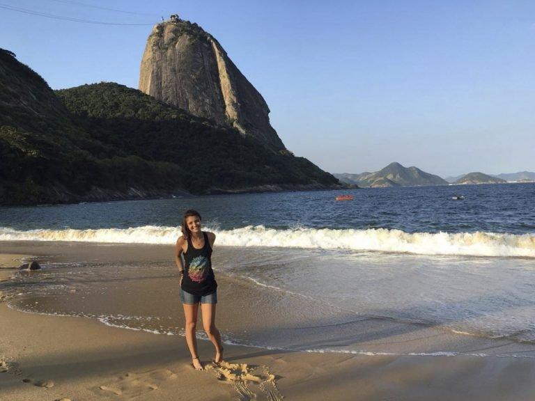 Praia da urca - Rio de Janeiro