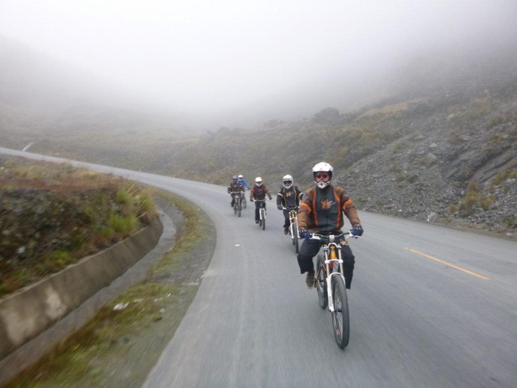 Downhill na Estrada da Morte em La Paz [Cap.21]