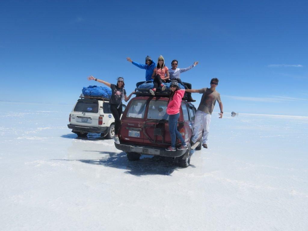 Mochilão América do Sul 23 dias: Bolívia, Chile e Peru