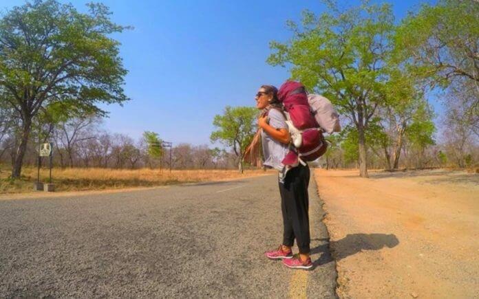 vida nomade vida viajando