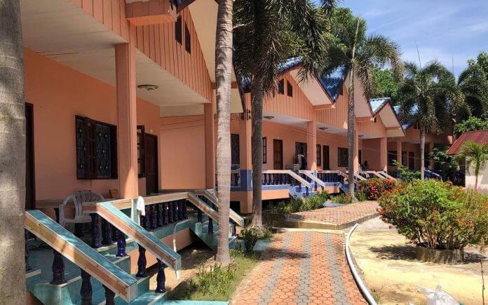 hospedagem em Koh Phi Phi