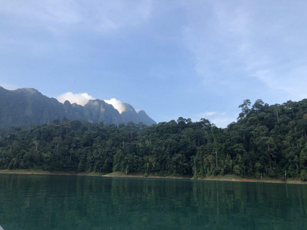 Parque Nacional de Khao Sok Tailândia