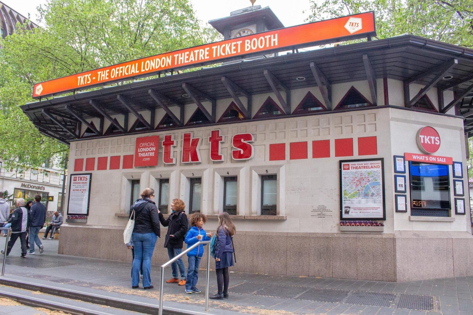 Teatro em Londres: onde comprar tickets mais barato