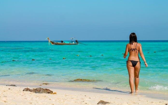 passeio mar Koh Phi Phi
