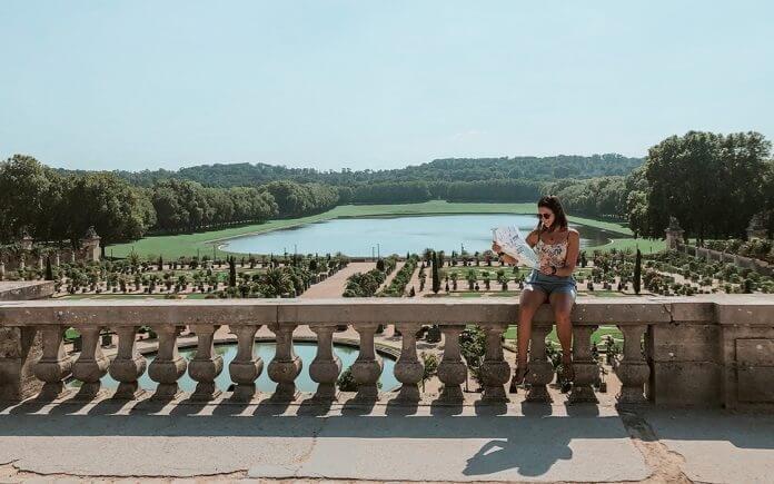 como chegar Palácio de Versalhes