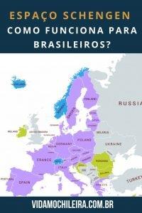 Pinteret Espaço Schengen