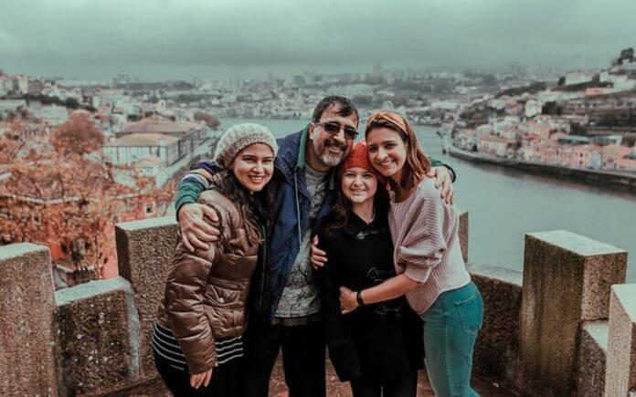 Viagem em família pela Europa