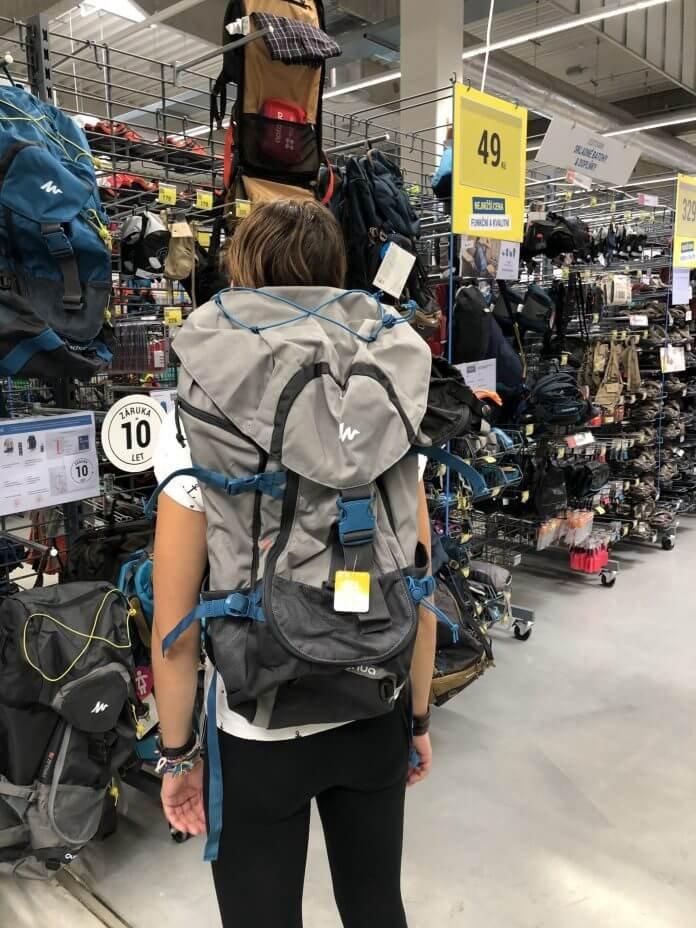 como comprar mochilão mochila de camping 40Litros melhores marcas e modelos