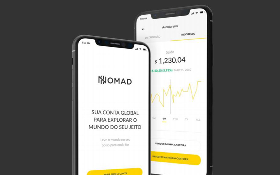 conta nomad global